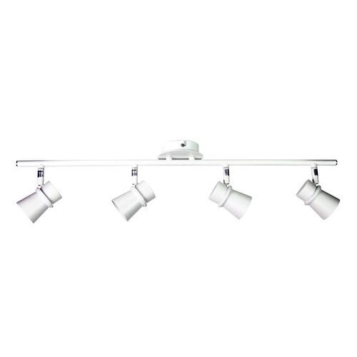 Oriel Lighting Yarra Quadriple Retro LED Ready Spotlight