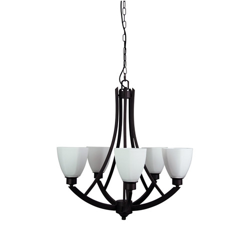 Oriel Lighting Bedford Classically Styled Pendant