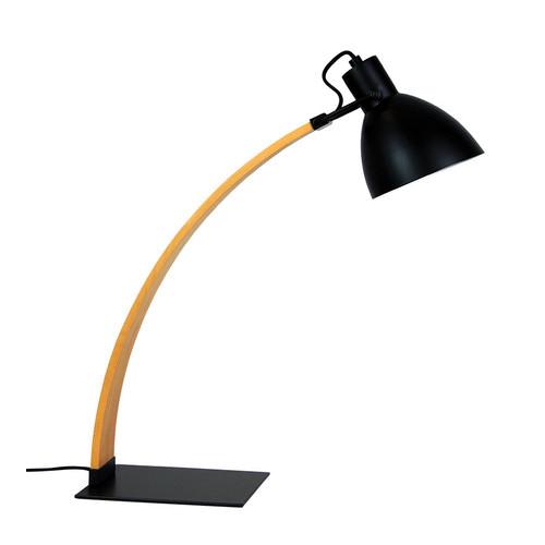 Zander Lighting Paola Wooden Table Lamp