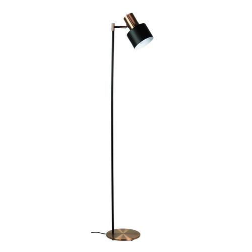 Zander Lighting Copper Cosenza Metal Floor Lamp