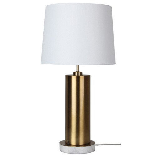 Zander Lighting Savona Complete Table Lamp
