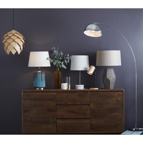 Zander Lighting Umbria Complete Table Lamp