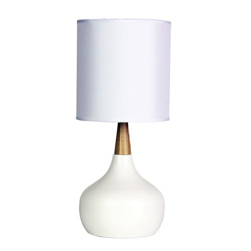 Zander Lighting Brindisi Wooden Table Lamp