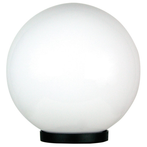 Oriel Lighting Large Galactic Opal Acrylic Post Top Light