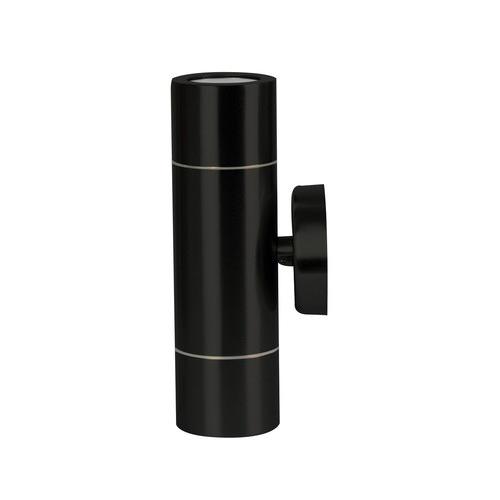 Zander Lighting Caltaniss Stainless Steel Outdoor Wall Light