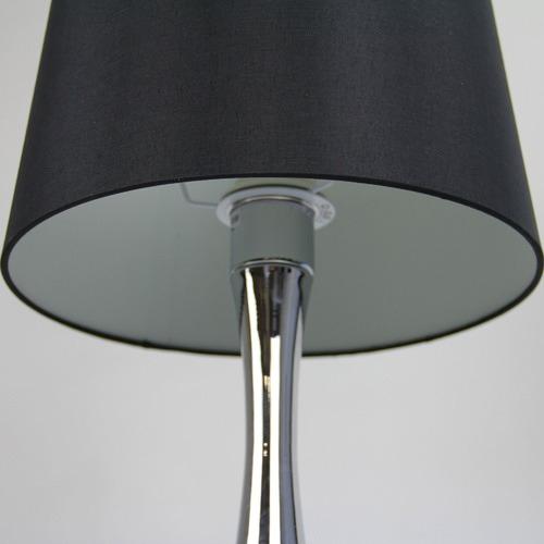 Zander Lighting Vasto Steel Table Lamp