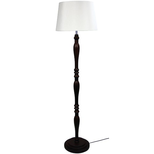 Zander Lighting Acireale Wooden Floor Lamp