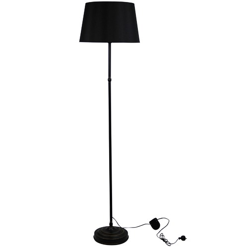 Zander Lighting Procida Steel Floor Lamp