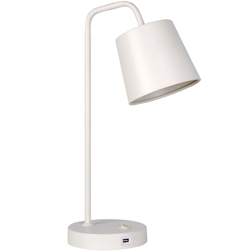 Henk Desk Lamp With USB