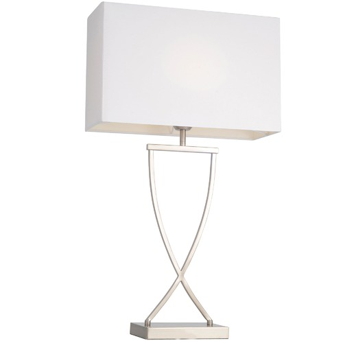 Zander Lighting Ferentino Steel Table Lamp