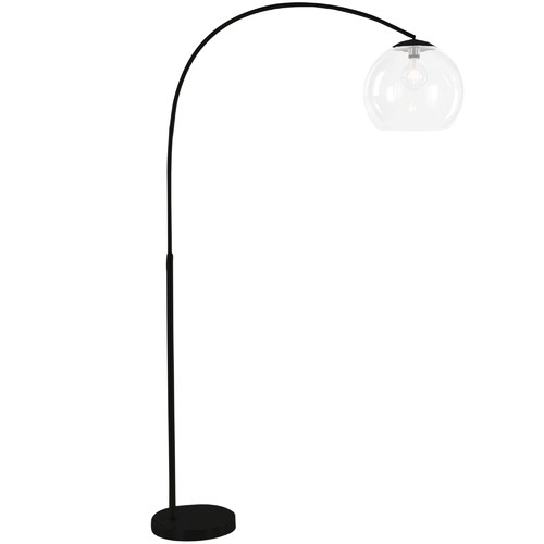 Oriel Lighting Lean Over Floor Lamp