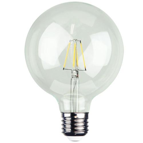 Oriel Lighting G95 E27 LED Filament Bulbs