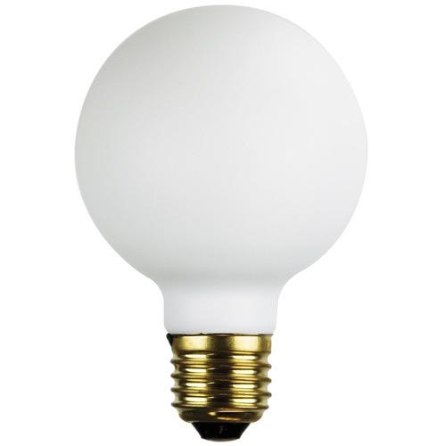 Zander Lighting Opal Matte G95 E27 LED Bulbs