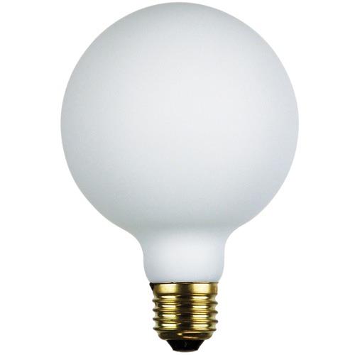 Oriel Lighting Opal Matte G125 LED Bulbs