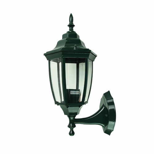 Zander Lighting Highgate Up Exterior Wall Light in Green