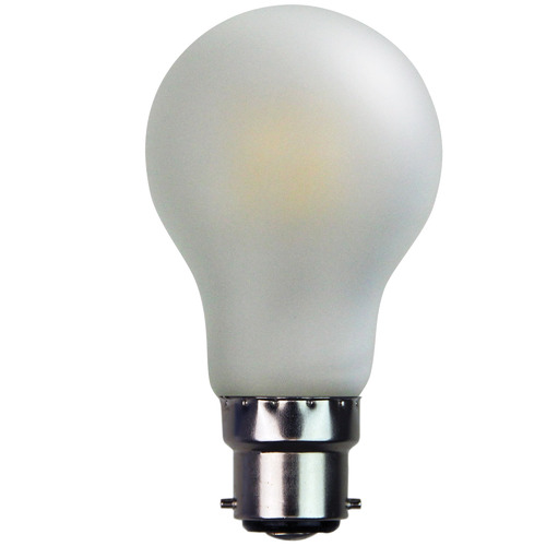 Oriel Lighting Frosted B22 A60 LED Filament Bulb