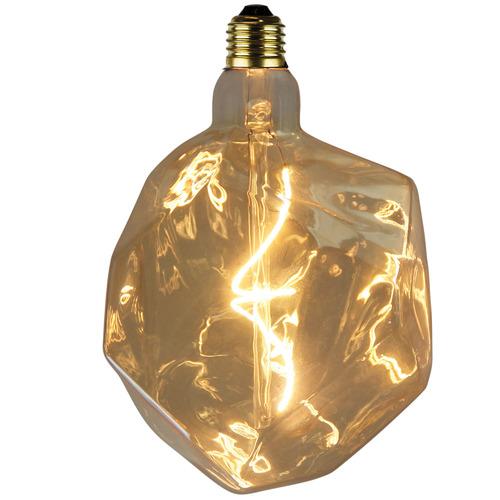 Illuminate Lighting E27 Stone LED Filament Bulb
