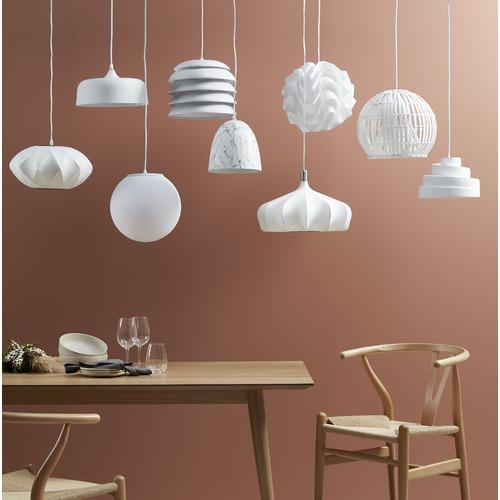 Oriel Lighting Phase Acrylic Sphere Pendant Light