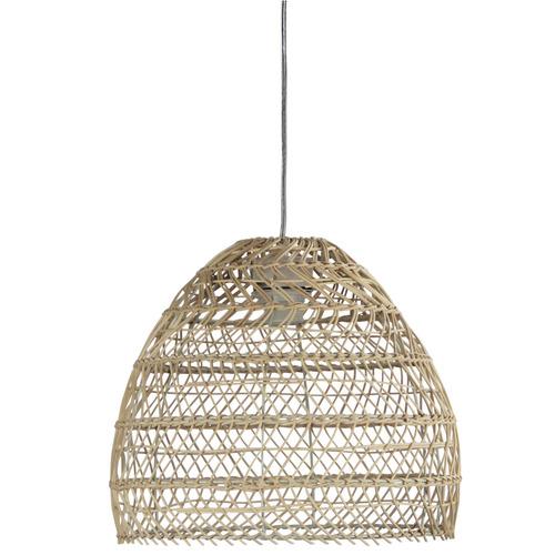 Natural Mette Rattan Pendant Light