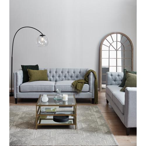 Zander Lighting Lean Over Floor Lamp