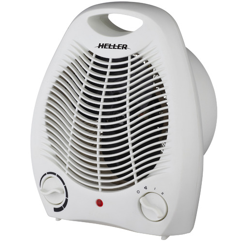 Heller 2000W Heller Upright Fan Heater