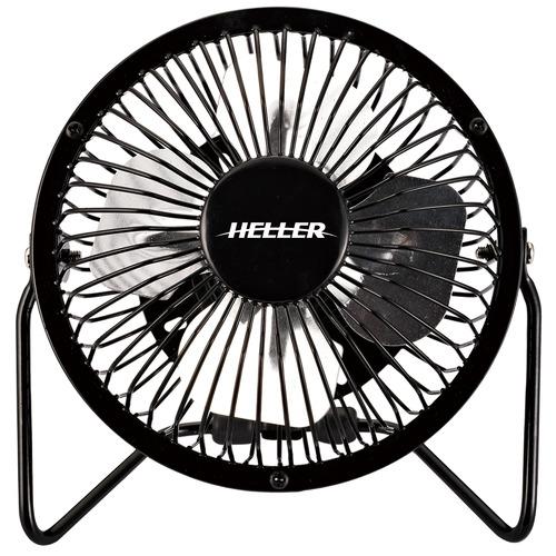 Heller Heller USB-Powered High Velocity Mini Metal Fan