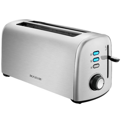 Heller Maxim 4 Slice Stainless Steel Toaster