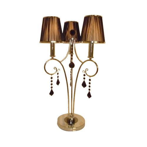 DV Lighting 3 Light Table Lamp