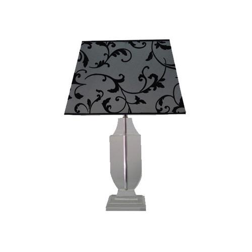 DV Lighting 49cm Flower Table Lamp