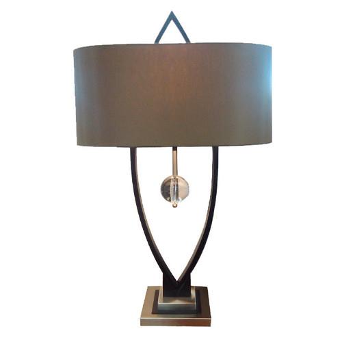 DV Lighting Fishia Table Lamp