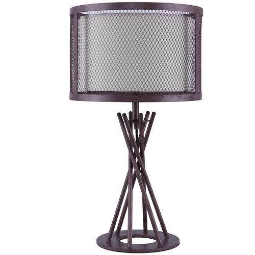 DV Lighting Rubia Metal Table Lamp