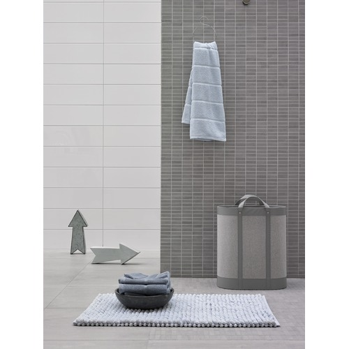 Aquanova Luka Cotton Blend Bath Mat