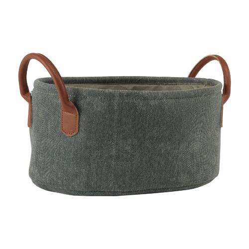 Aquanova York Cotton-Blend Storage Basket