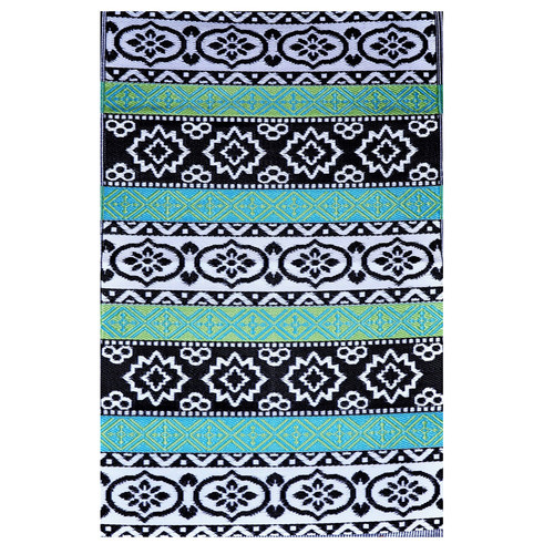 Home & Lifestyle Patterned Stripes Indiana Rug