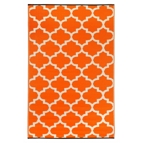 Home & Lifestyle Tangier Carrot Rug