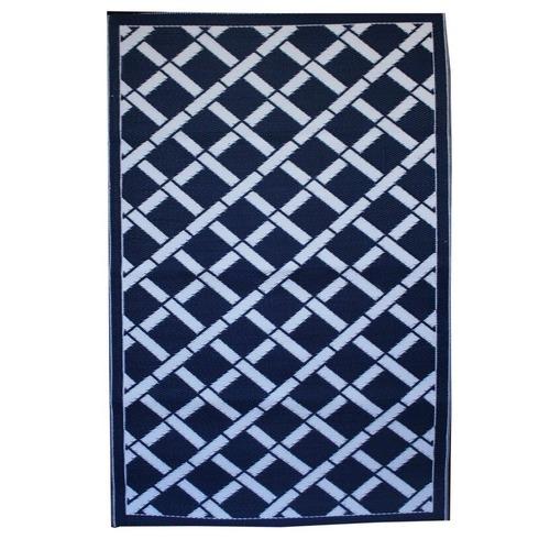 Home & Lifestyle Toledo Blue Rug