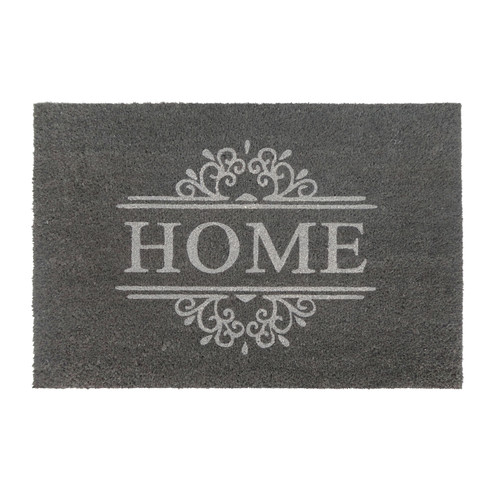Home & Lifestyle Home PVC Backed Doormat