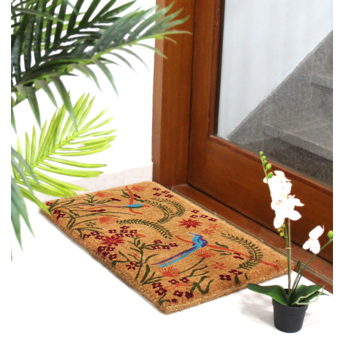 Home & Lifestyle Vivid Coir Doormat
