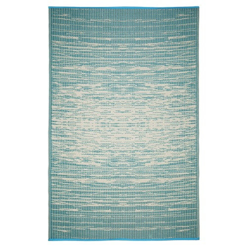 Home & Lifestyle Teal Brooklyn Outdoor Rug
