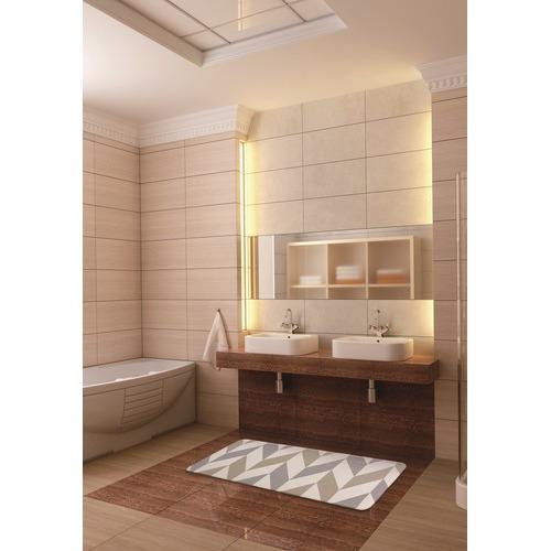 Home & Lifestyle Gainsboro Herringbone Reversible House Mat