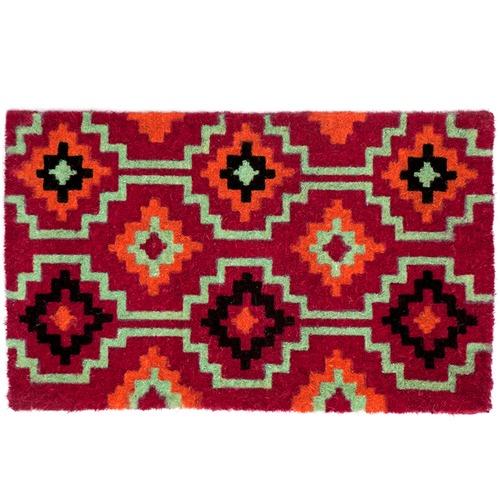 Home & Lifestyle Orange Lhasa Coir Doormat