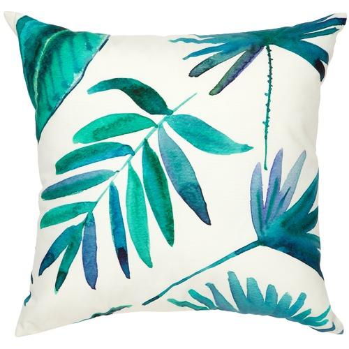 Home & Lifestyle Blue Botanica Outdoor Cushion