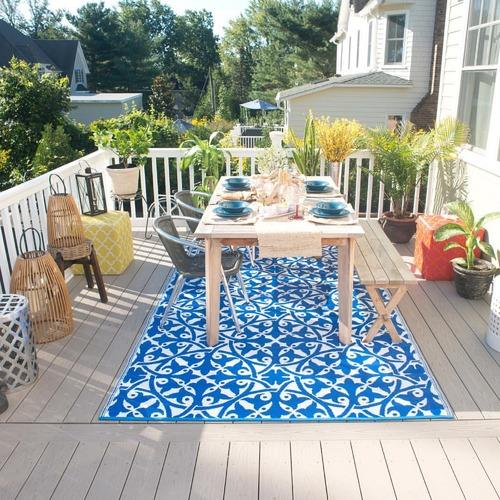 Home & Lifestyle San Juan Reversible Outdoor Rug