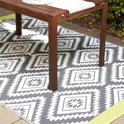 Home & Lifestyle Valencia Reversible Outdoor Rug