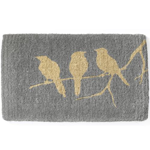 Home & Lifestyle Birds on Branch Coir Doormat