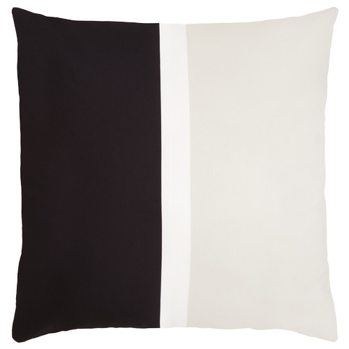 Home & Lifestyle Black & White Faro Outdoor Cushion