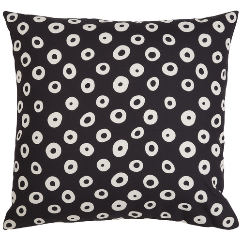 Black Speckle Outdoor Cushion