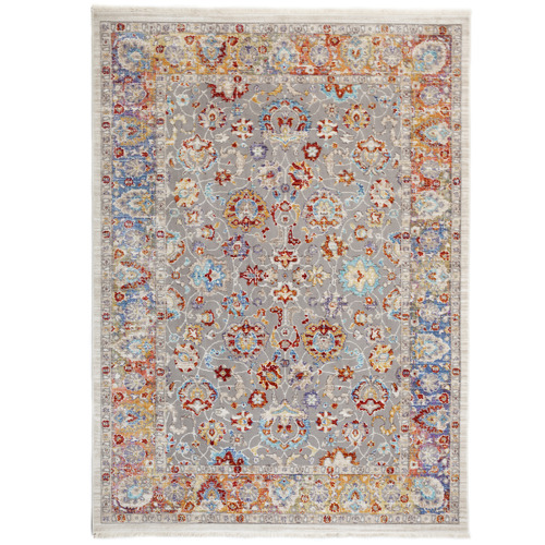 Home & Lifestyle Multi-Coloured Mau Distressed Rug