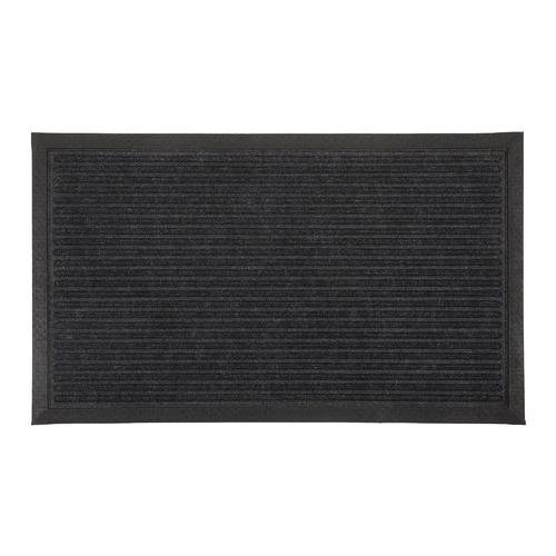Home & Lifestyle Charcoal Elisse Doormat