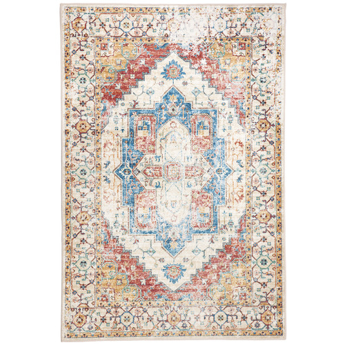 Multi-Coloured Maja Area Rug